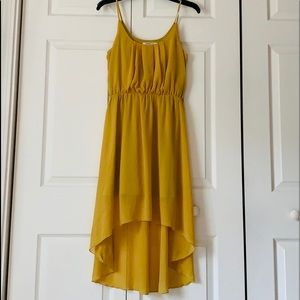 High and low summer dresses